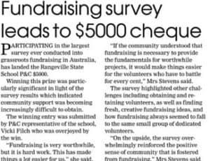 Toowoomba Mail | Fundraising