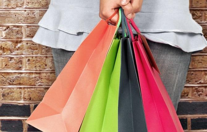 shopping fundraising