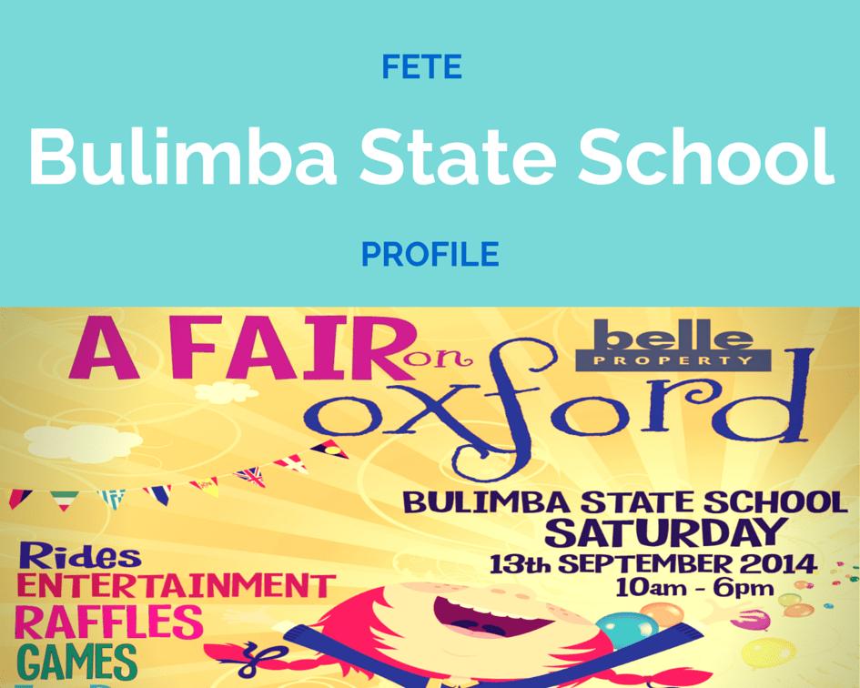 BULIMBA STATE SCHOOL