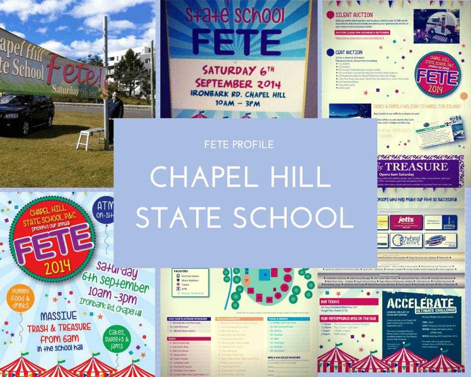 Chapel hill state school
