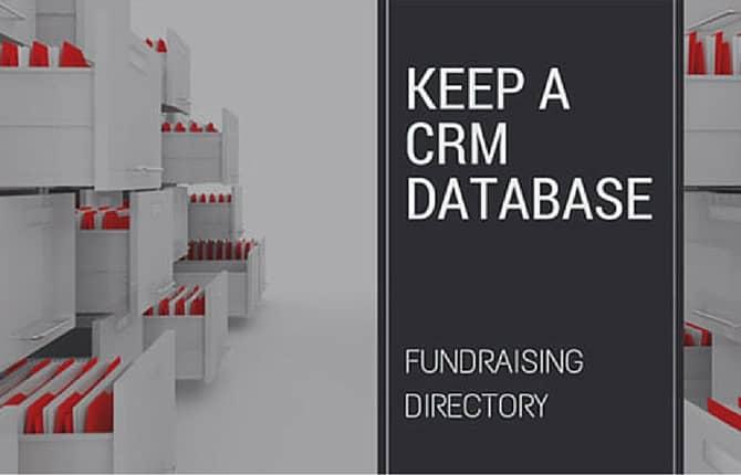 CRM database