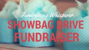 Showbag Fundraiser