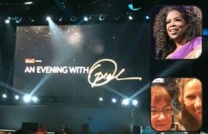 Oprah Fundraising