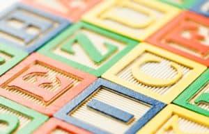 alphabet raffle