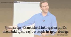 Simon Sinek Community Leadership