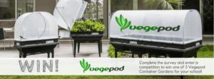 Vegepod for Schools