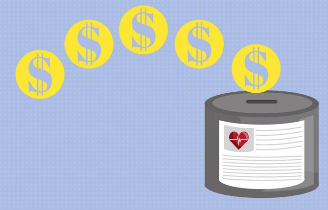Donation Tin Fundraising