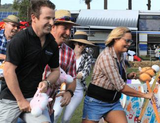 small hobby horse fundraiser