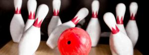 med ten pin bowling fundraiser