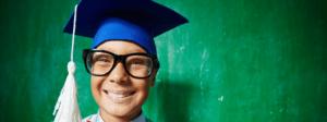 graduation school leaver