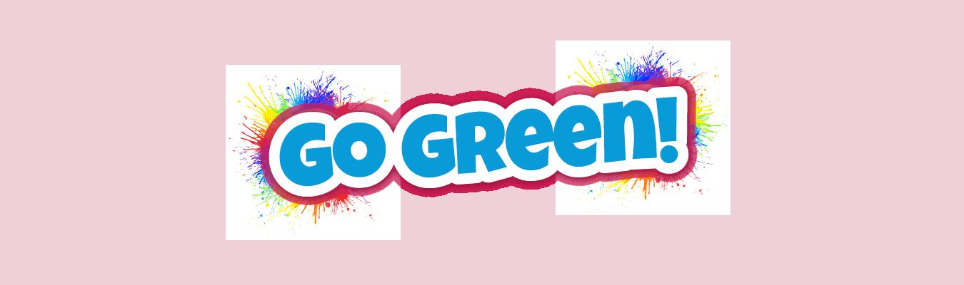 green fundraising
