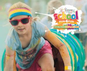 school run 4 fun colour explosion