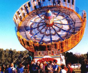 AA Amusements Fete Rides