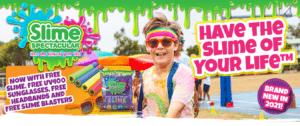 slime school colour run