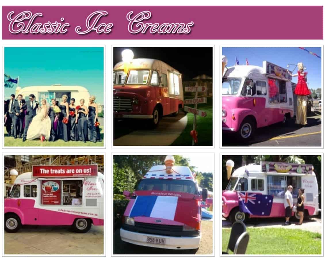 Classic Ice Creams
