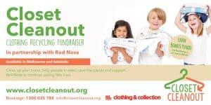 Closet Cleanout Fete Supplier