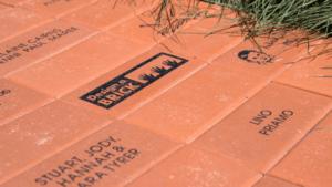 Design a Brick Fundraising