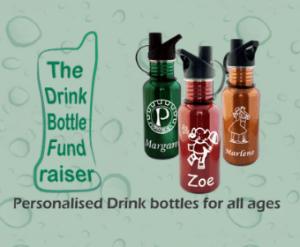 drink bottle fundraiser