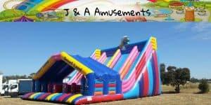 J & A Amusements Fete Suppliers