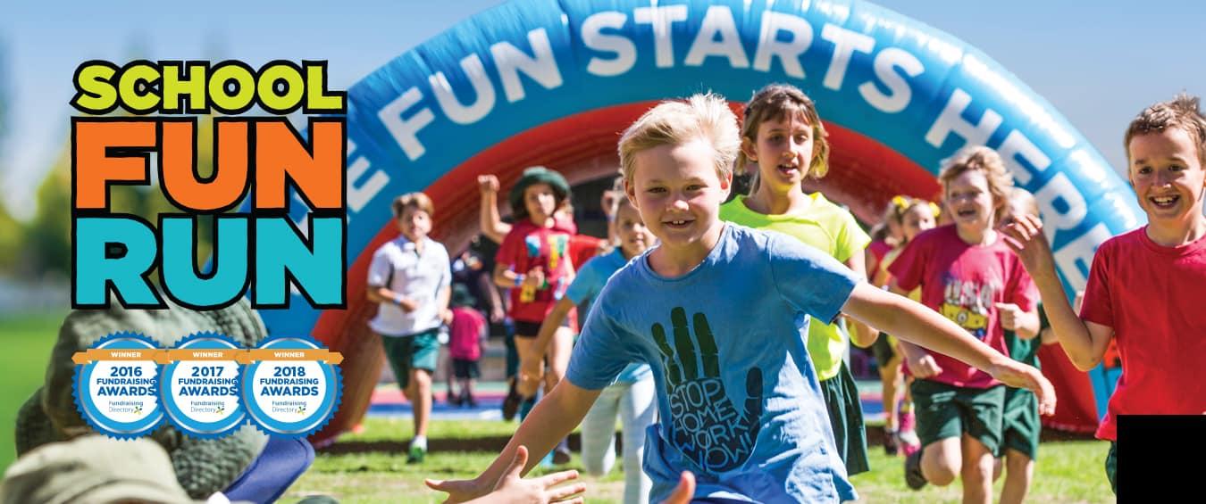 The Fundraising Group – School Fun Run
