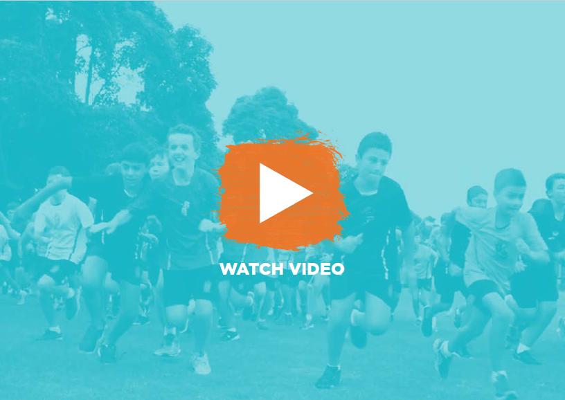 School Fun Run Video Image
