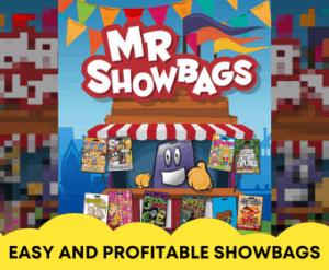 showbag fundraising