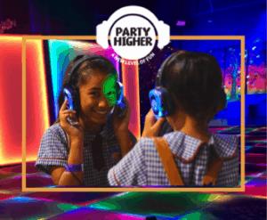 Silent disco fundraising
