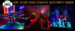 silent disco fundraiser