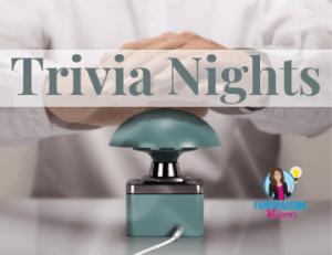 trivia night organiser guide