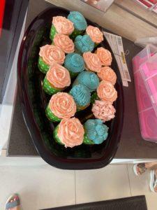 Bushfire Fundraising donated cakes