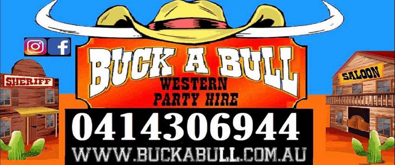 Buck A Bull Western Party