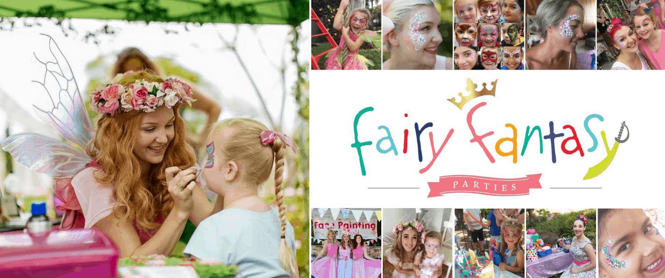 Fairy Fantasy Parties