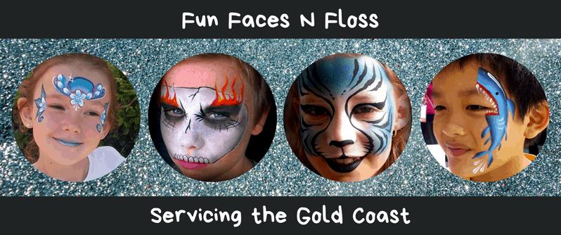 Fun Faces N Floss