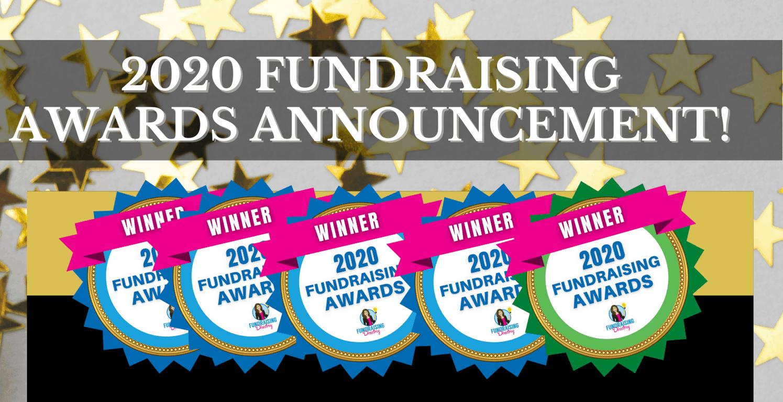 2020 Fundraising Awards