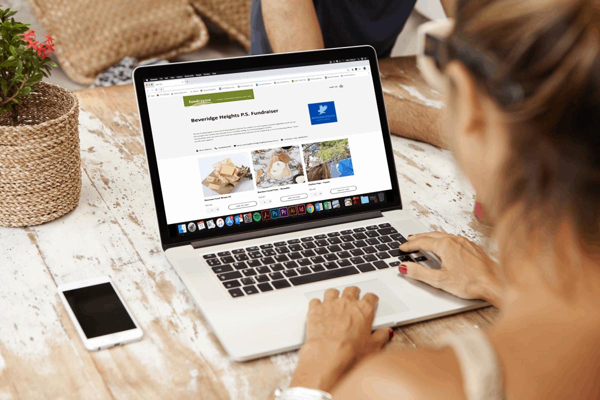 online fundraising australia
