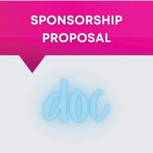 sponsorship-proposal