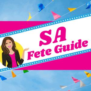 SA Fete Organiser Guide