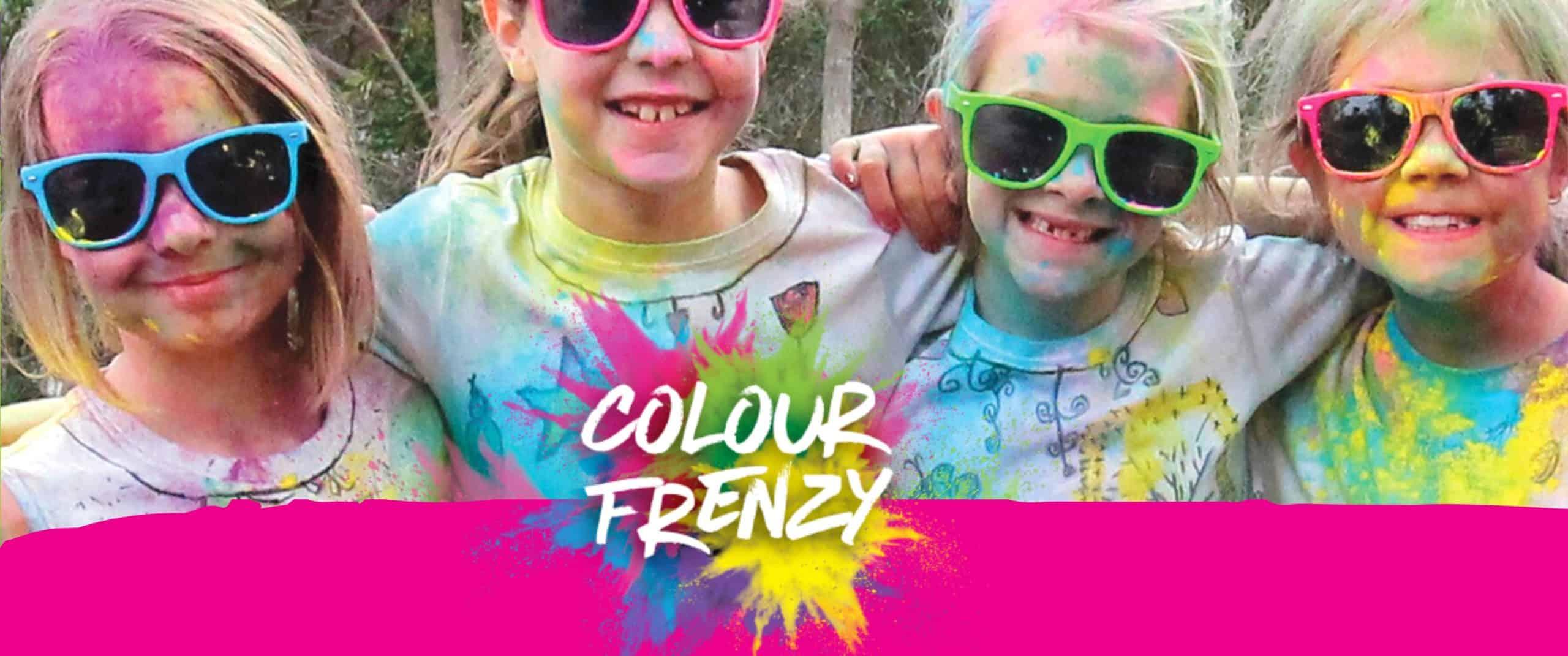 Colour Frenzy