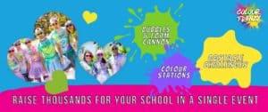 colour run fundraiser