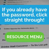 Resource menu