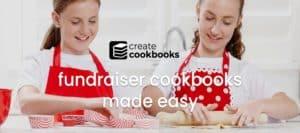 cookbook fundraiser